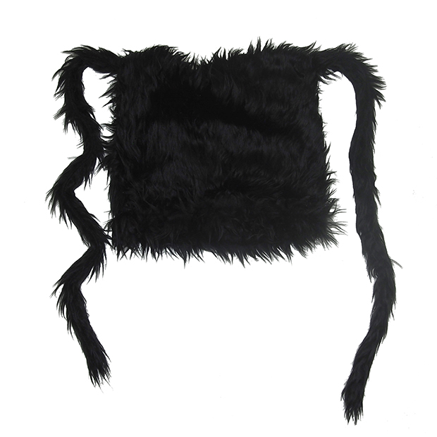 LONG FUR CAP