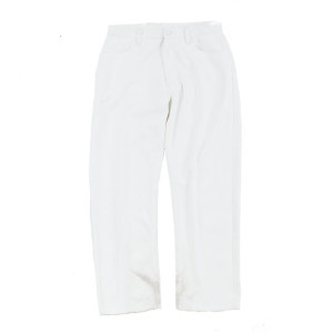 SUEDE PANTS W
