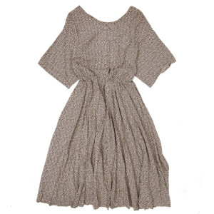 ●▲■ONE PIECE BEIGE