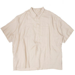 HEMP SHIRT BEIGE