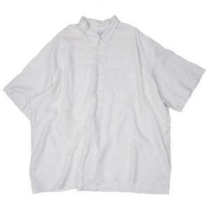 HEMP SHIRT WHITE