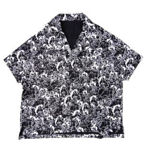 SHUNGA SHIRT BLACK