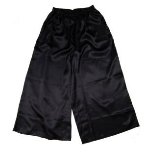 TSURU TSURU PANTS BLACK