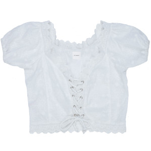 LACE TOP-W