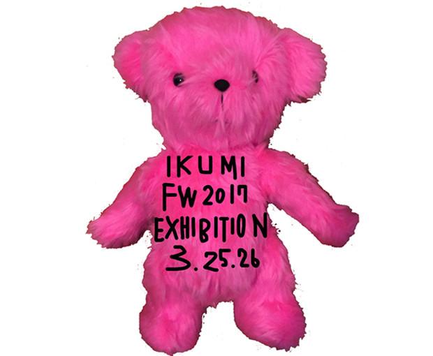 FW17 IKUMI EXHIBITION